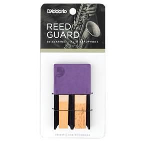 D'addario Woodwinds Rico Reedguard violett für 4 Blätter