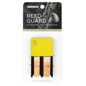 D'addario Woodwinds Rico Reedguard gelb für 4 Blätter