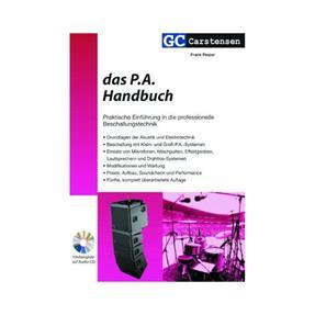 GC Carstensen Verlag Das P.A. Handbuch mit CD