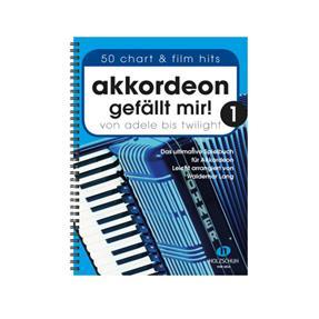 Holzschuh Verlag Akkordeon gefällt mir! Band 1