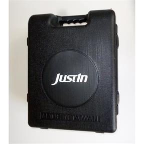 Justin Fussmaschinen Case JPC