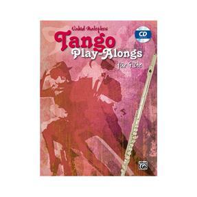 Alfred Publishing Tango Play-Alongs für Flöte