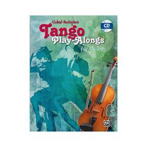 Alfred Publishing Tango Play-Alongs für Violine