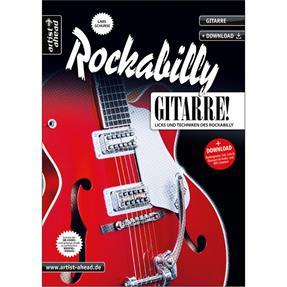 Artist Ahead Verlag Rockabilly Gitarre mit Downloadcode