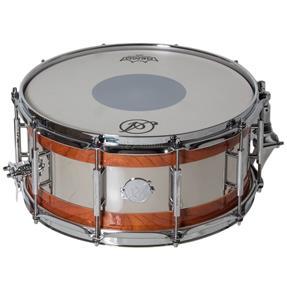 "Acoutin Custom 14"" x 6,5"" Hybrid Snare"