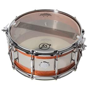 "Acoutin Custom Cherry Gloss/Polished Stainless Steel 14"" x 6½"""