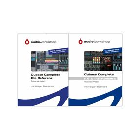 Audioworkshop Cubase Complete Collection Set