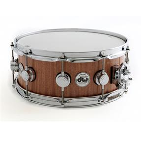 DW Drums Collector's Cherry/Mahogany