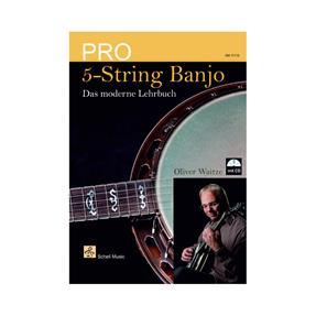 Schell Music Pro 5-String Banjo