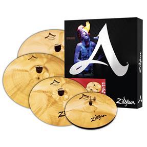 Zildjian A Custom Beckenset