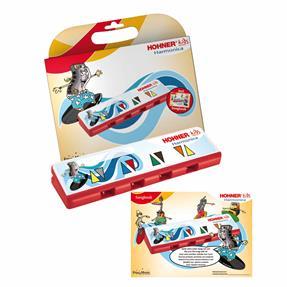 Hohner Kids Harmonica Paket