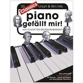 Bosworth Edition Piano gefällt mir! Classics