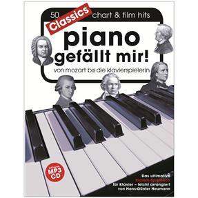 Bosworth Edition Piano gefällt mir! Classics mit CD