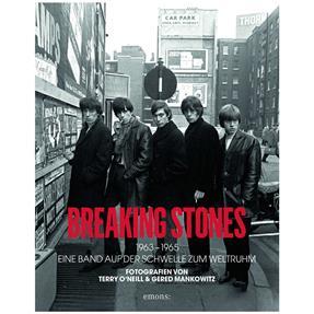 Emons Verlag Breaking Stones 1963 - 1965