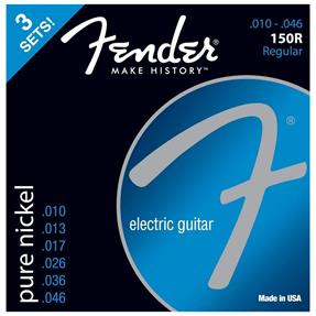 Fender 150R Pure Nickel Ball End 3 Pack
