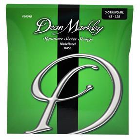 Dean Markley NickelSteel 2604B ML-5 2 Pack