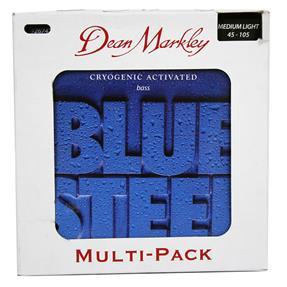 Dean Markley Blue Steel ML/4 2674 2 Pack
