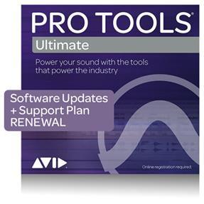 Avid Pro Tools Ultimate Update & Support Plan Verlängerung