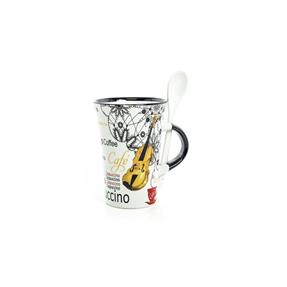 Music Sales Cappuccinotasse