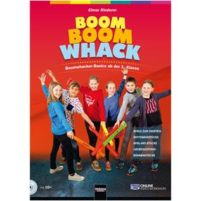 Helbling Boom Boom Whack mit CD