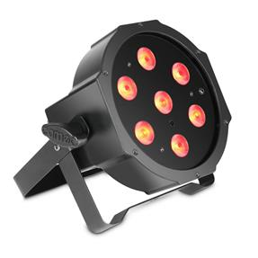 Cameo Flat PAR 1 RGBW IR schwarz