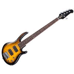 Gibson EB Bass 5, Satin Vintage Sunburst