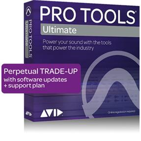 Avid Pro Tools Ultimate Lizenzcode Trade Up