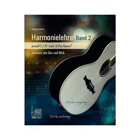 Acoustic Music Books Harmonielehre endlich verstehen! Band 2