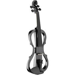 Stagg EVN X-4/4 MBK E-Violin Set
