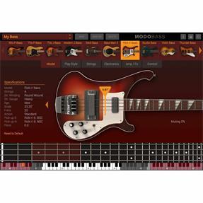 IK-Multimedia Modo Bass Lizenz Code
