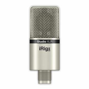 IK-Multimedia iRig Mic Studio XLR