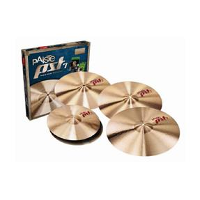 Paiste PST 7 Session Light Beckensatz