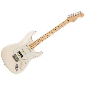 Fender American Pro Stratocaster HSS ShawBucker, MN Olympic White Gebraucht-Ware