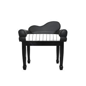 Justin B300 Kinderklavierbank im Pianodesign