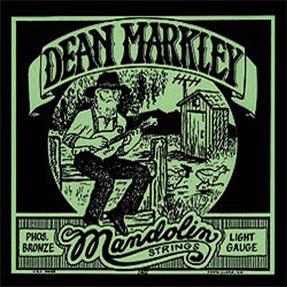 Dean Markley 2402 LT Mandolin, Phosphor Bronze
