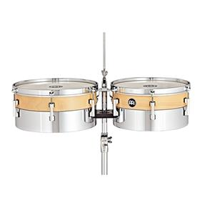 Meinl HYT1314 Timbales Set Hybrid 13''+14''