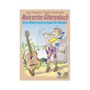 Acoustic Music Books Mein erstes Gitarrenbuch mit CD