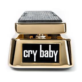 Dunlop GCB95G 50th Ann. Gold Cry Baby