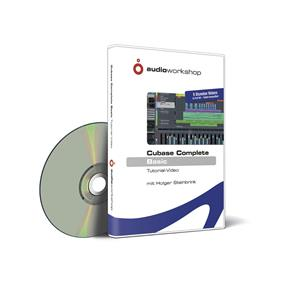 Audioworkshop Cubase Complete Basic