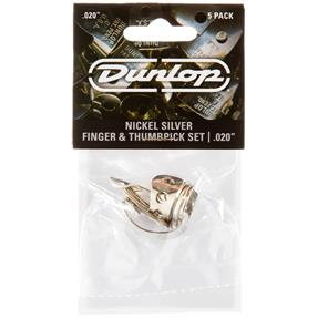 Dunlop Regular Nickel Silver Players Pack .020