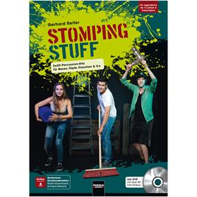 Helbling Stumping Stuff mit DVD