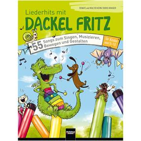 Helbling Liederhits mit Dackel Fritz