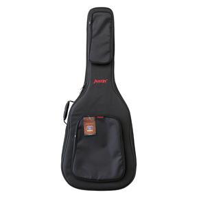 Justin Softcase Acoustic Guitar, schwarz