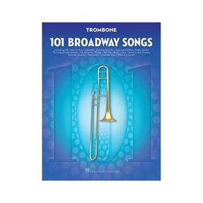 Hal Leonard 101 Broadway Songs