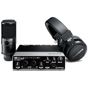 Steinberg UR 22 MK 2 Recording Pack