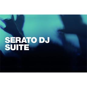 Serato DJ Suite Scratchcard