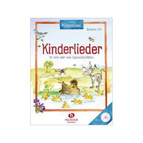 Holzschuh Verlag Kinderlieder