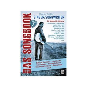 Alfred Publishing Singer Songwriter - Das Songbook 2