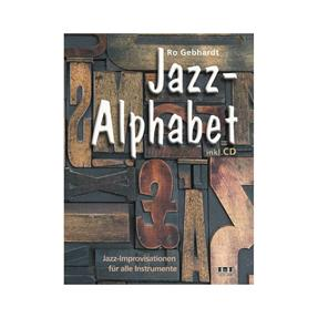 AMA Jazz Alphabet mit CD