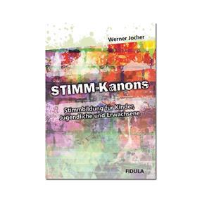 Fidula Stimm-Kanons mit CD